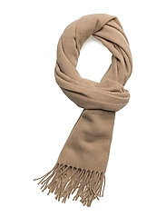 Massachussets Spring Wool Scarf - Warm Sand
