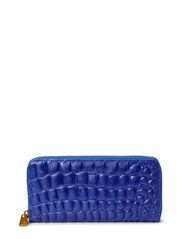 Lesley - l.blue - croco