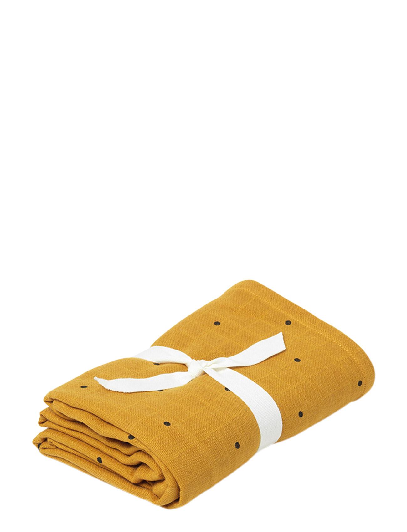 Molly Swaddle Liewood Baby accessories til Børn i Sennep