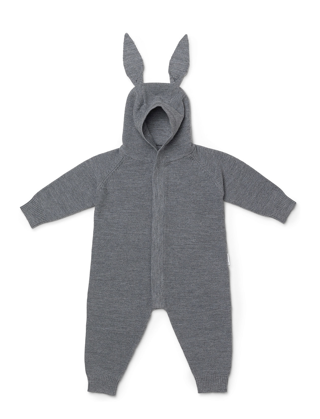 Knit Jumpsuit Liewood  til Børn i Grey Melange