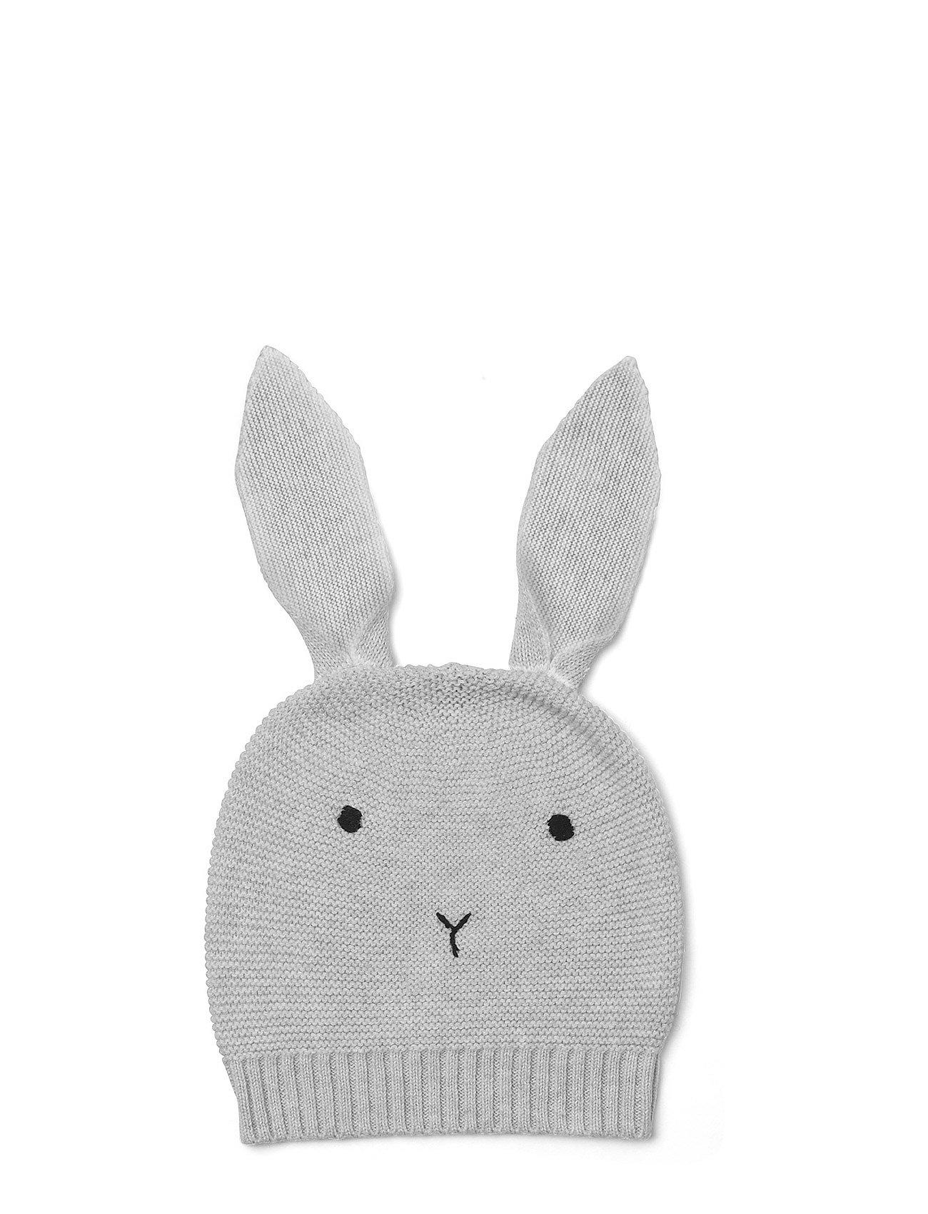 Baby Knit Hat Rabbit Liewood Hatte & Caps til Børn i