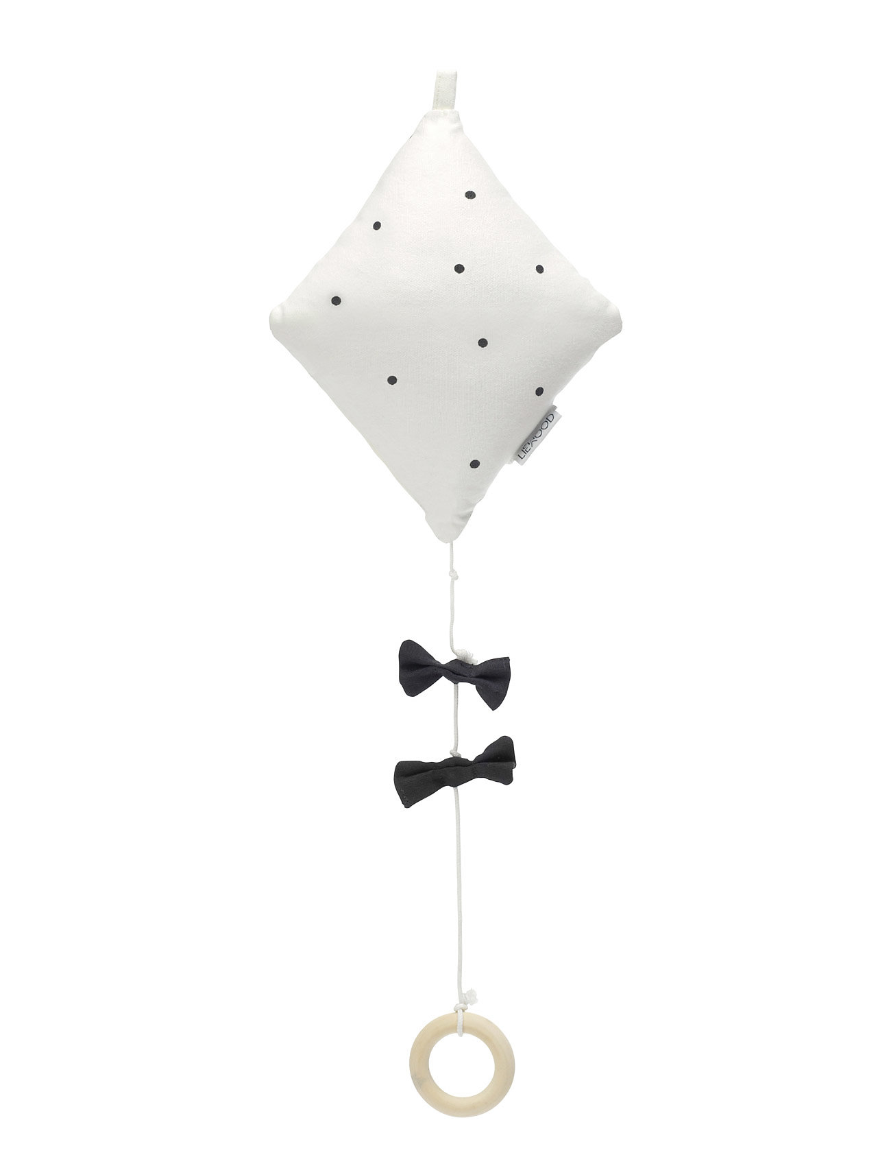 Alma Music Mobile Kite Liewood Accessories til Børn i Creme De La Creme