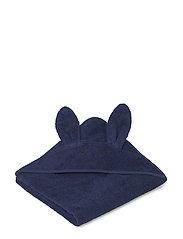 Augusta towel rabbit - NAVY