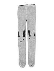 Stockings rabbit - GREY MELANGE