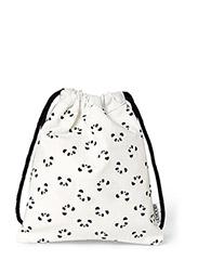 Lola lunch bag panda - CREME DE LA CREME