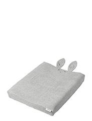 Egon changing mat cover panda - DUMBO GREY