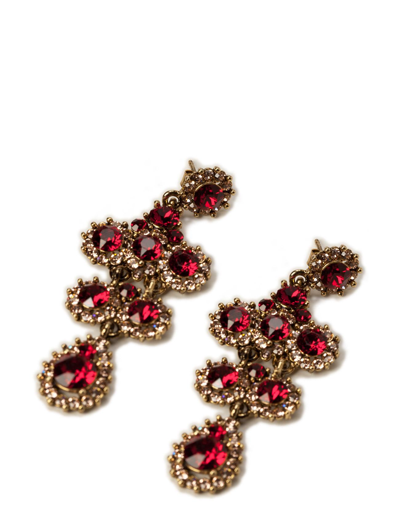 Miss Kate Ruby LILY AND ROSE Smykker til Kvinder i Rubin