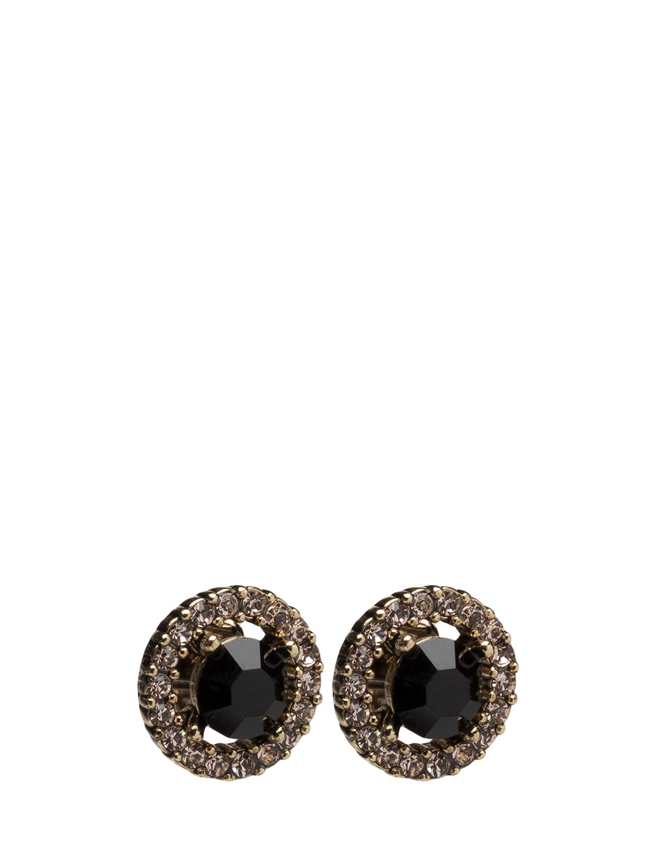 1c8ca6accd623 Miss Miranda Earrings LILY AND ROSE Smykker til Kvinder i Jet
