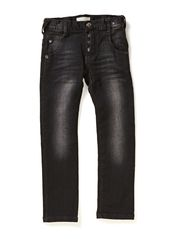 ALLIAS B KIDS DNM SLIM/SLIM PANT 514 - Black Denim