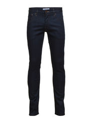Men's 5 pocket stretch jeans - ROYAL BLUE