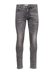 Mens5pocketstretchjeans - LIGHT GREY