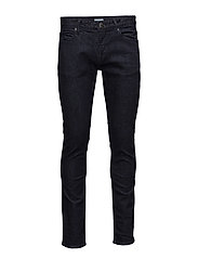 5pocketstretchdenim - RINSE BLUE