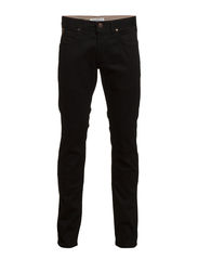 5 pocket jeans - BLACK OIL