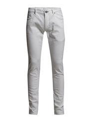 Aviator jeans - white denim - WHITE DENIM