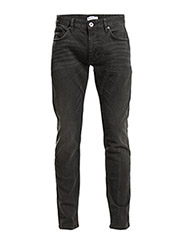 Tapered fit jeans - iron grey - IRON GREY