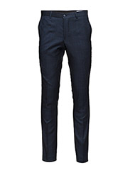 Checkedmenspants - NAVY
