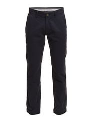 Classic chino w/slash pockets - NAVY