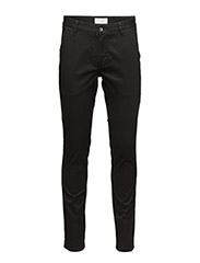 Classicchinowithstretch - BLACK