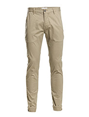 Classic chino with stretch - SAND