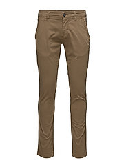 Chino pants - LT BROWN
