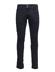 Taperedfitjeans - NAVY
