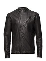 Bikerjacket - BLACK