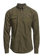 Lindbergh Safari shirt L/S
