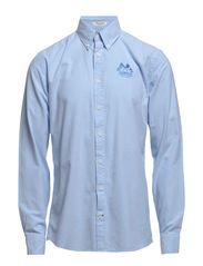 Classic oxford shirt L/S - LT BLUE