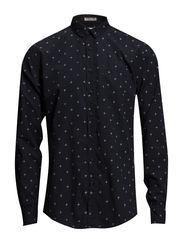 Classic L/S shirt - NAVY