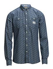 WorkerL/Sshirt - BLUE