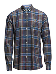 CheckedL/Sshirt - RED