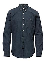TwocolourL/Sshirt - BLUE