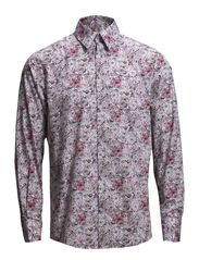 All over printed shirt - PINK