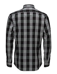 Checked shirt L/S