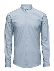 Oxford shirt L/S - LT BLUE