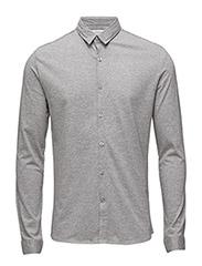 JerseyshirtL/S - GREY MIX
