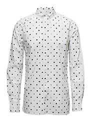 A.O.PshirtL/S - WHITE