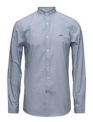 StripedshirtL/S - LT BLUE