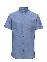 Short sleeve shirt S/S - LT BLUE
