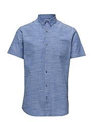 Short sleeve shirt S/S - LT BLUE