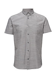 Short sleeve shirt S/S - LT GREY