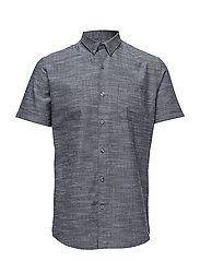 Short sleeve shirt S/S - NAVY
