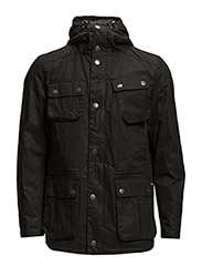 Jacketwithhood - BLACK