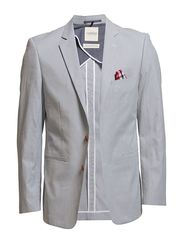 Lindbergh Striped Oxford blazer