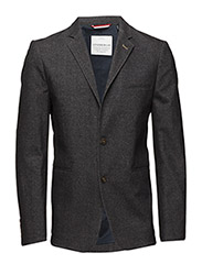 Denimblazer - BLACK
