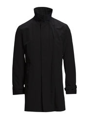 Mens coat - BLACK