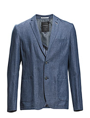 Unconstructed blazer - BLUE