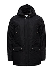 Parkajacket - BLACK
