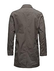 Slim coat