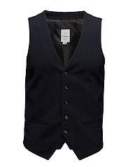 Men's waistcoat for suit - NAVY